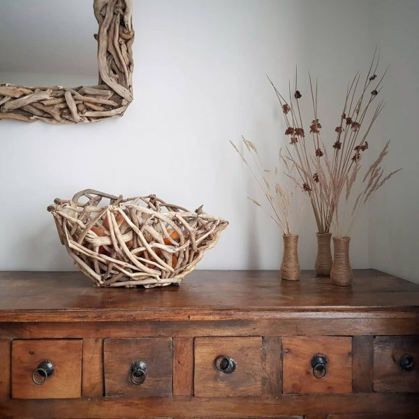 Driftwood Fruit Bowl