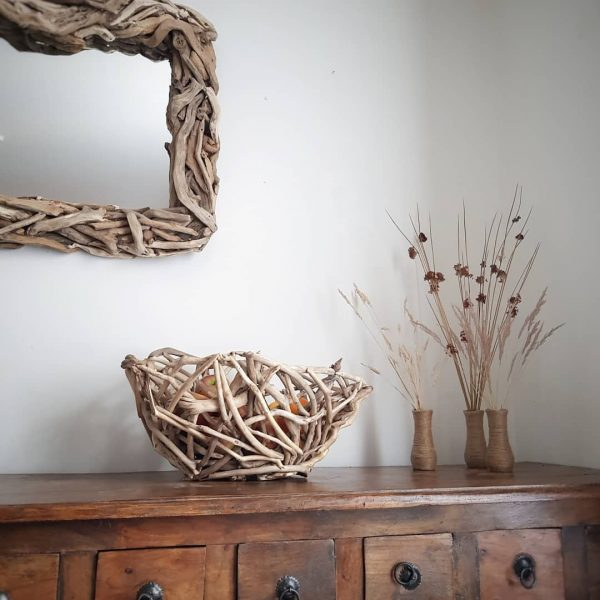Driftwood Fruit Bowl 4